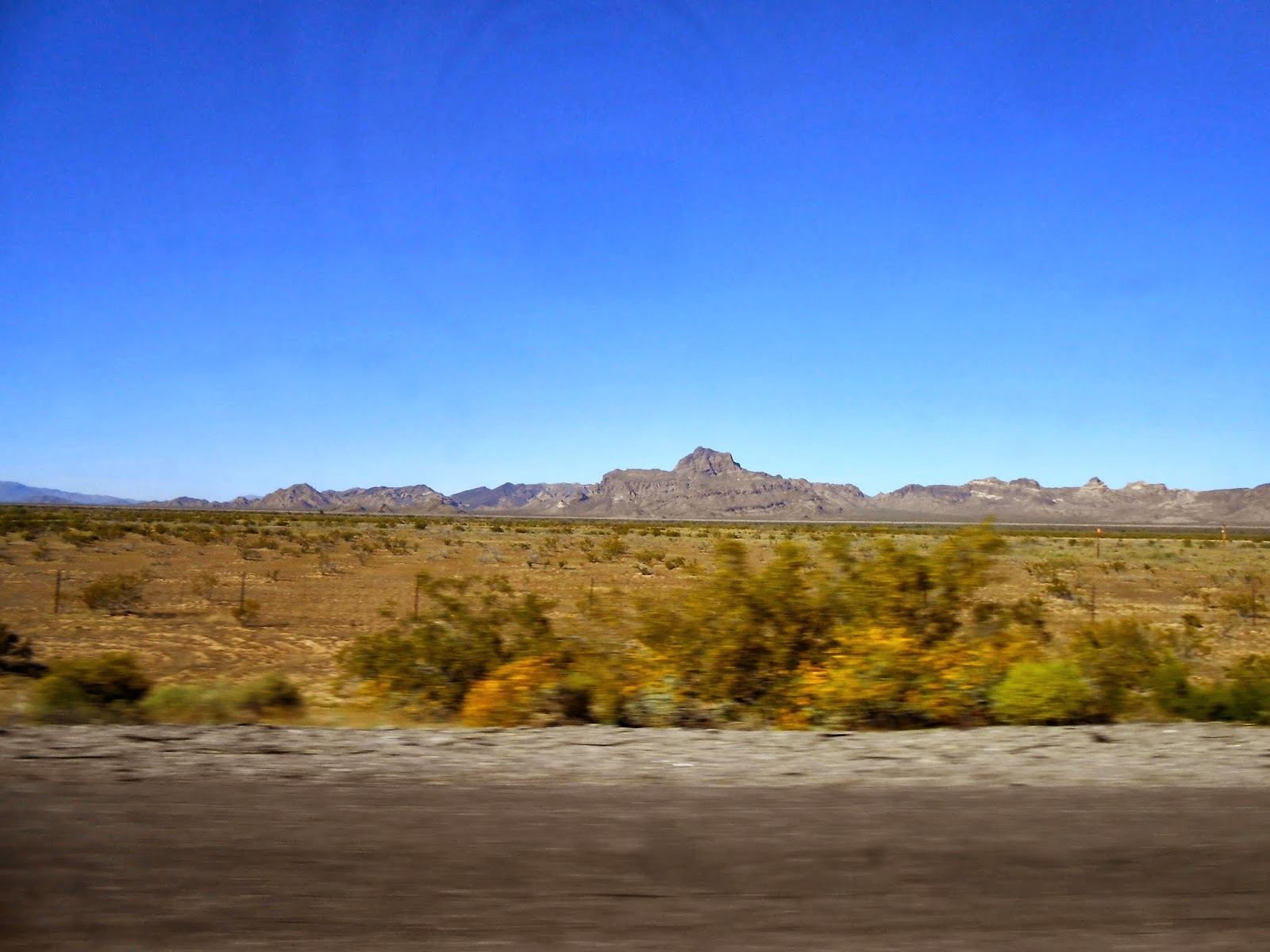Our Great Southwest Adventure: Day 1