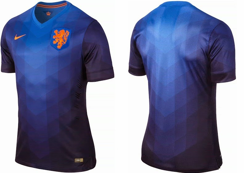 check out bfb94 234d5 World Cup Kits 2014/15 - Check it out!!!!: Brazil WC Away ...