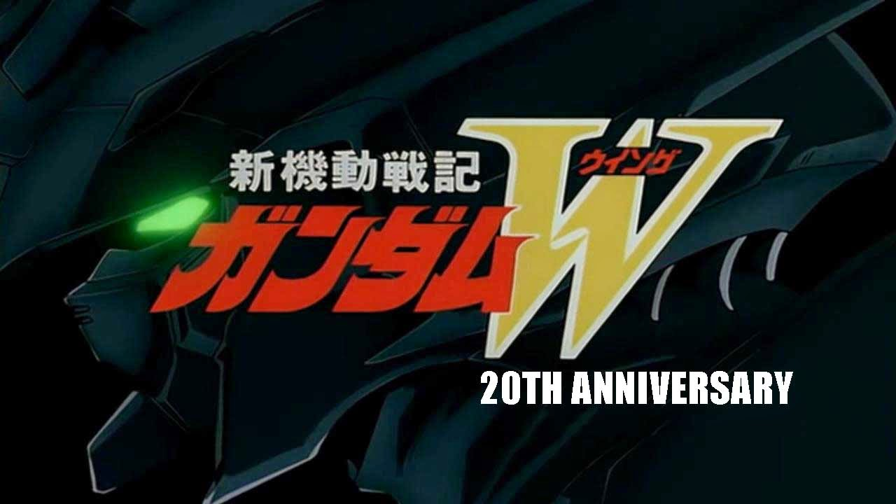 Mobile Suit Gundam Wing 20th Anniversary Surprises ...