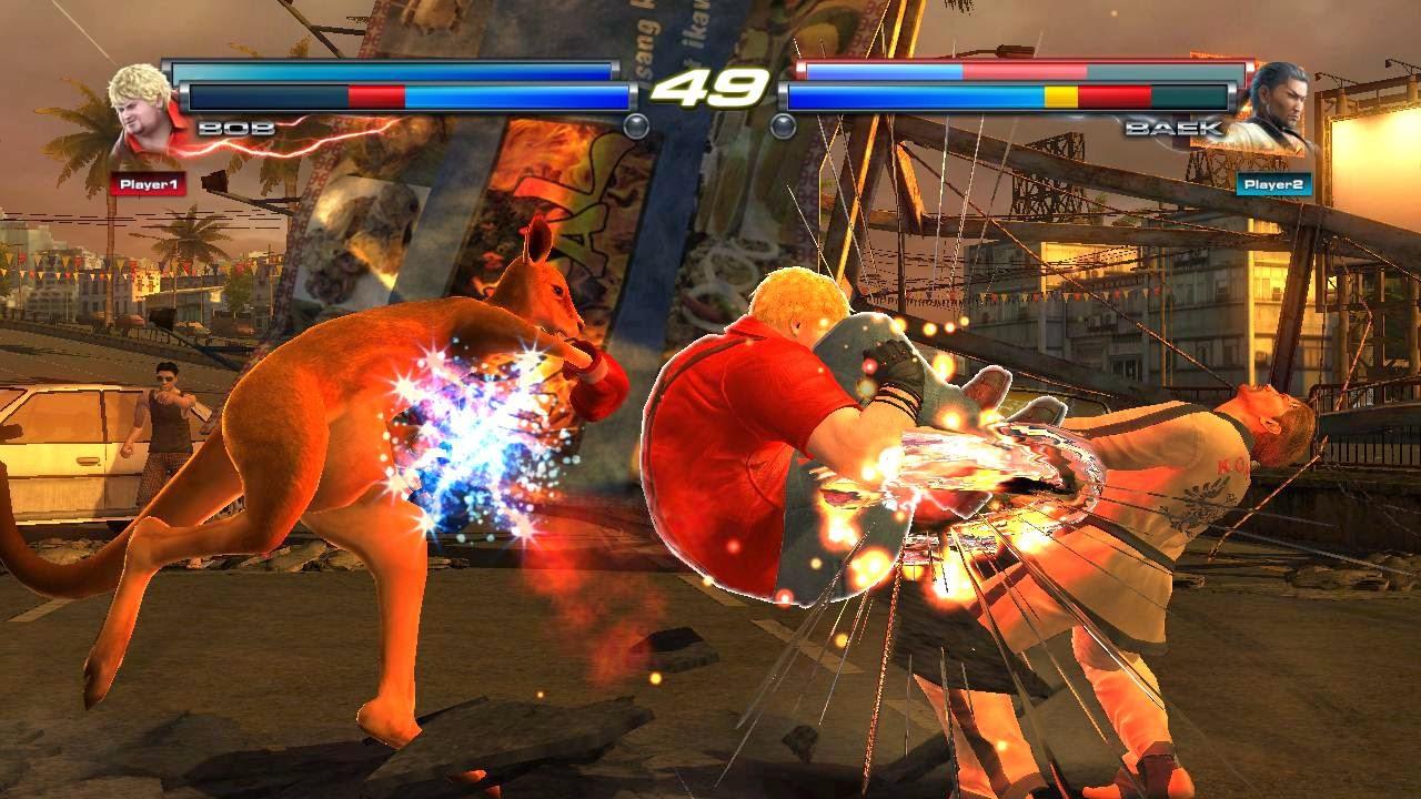 Tekken Tag Tournament Pc Game Full Rip