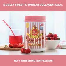 colly sweet powder