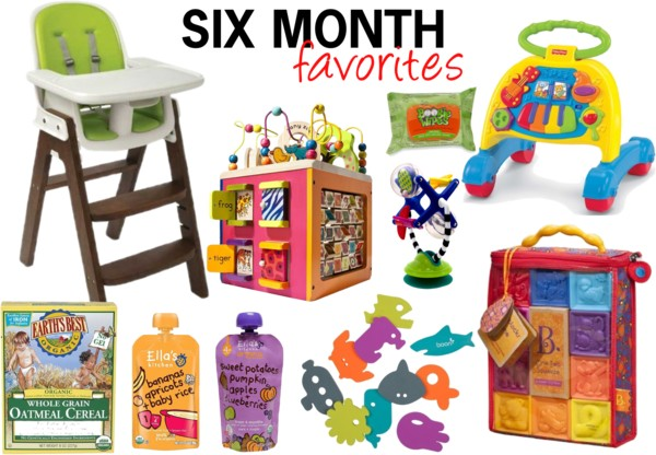 Six Month Favorites Schue Love