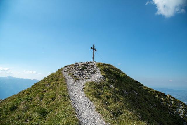 Fürstensteig  Gafadura Hütte - Drei-Schwestern - Gaflei  Wandern in Liechtenstein 12