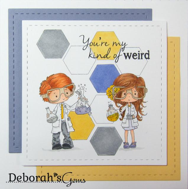You're Weird - photo by Deborah Frings - Deborah's Gems