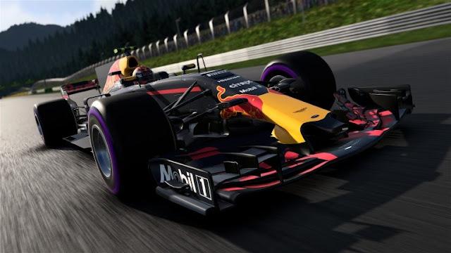 هذه تفاصيل تحديث لعبة F1 2017 لدعم جهاز Xbox One X