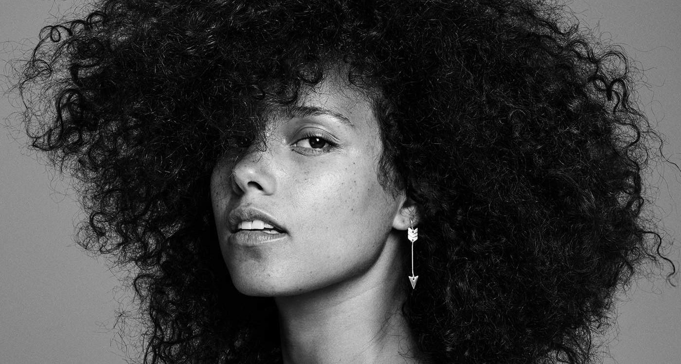 """Alicia Keys anuncia nuevo álbum de estudio, """"Here"""""""