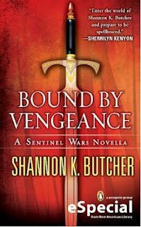 Vinculado por venganza, Shannon Butcher