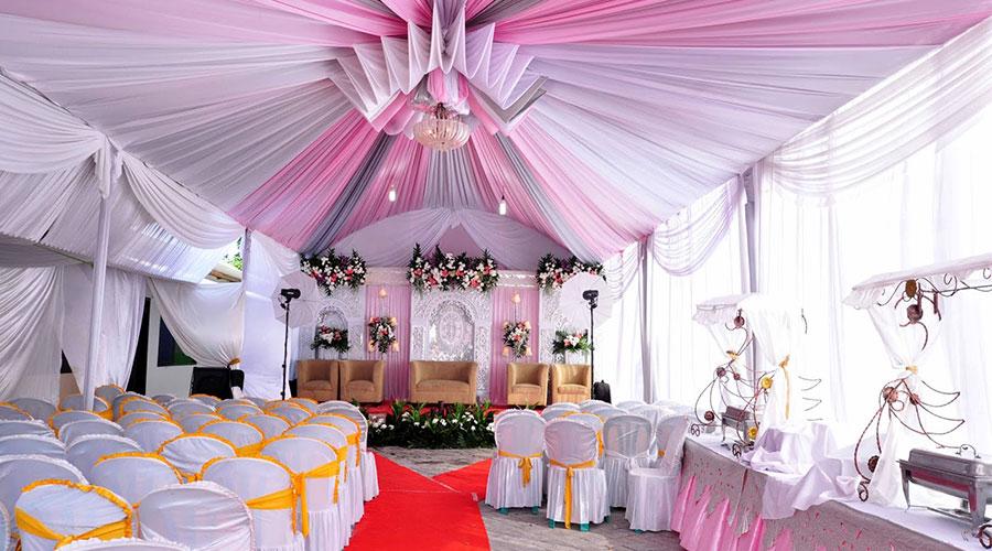 Daftar Alamat & Nomor Telepon Tempat Sewa Tenda di Palembang Murah