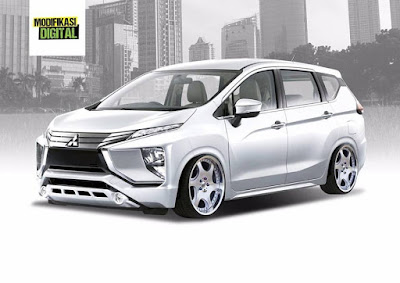Desain Mitsubishi Expancer versi Ceper