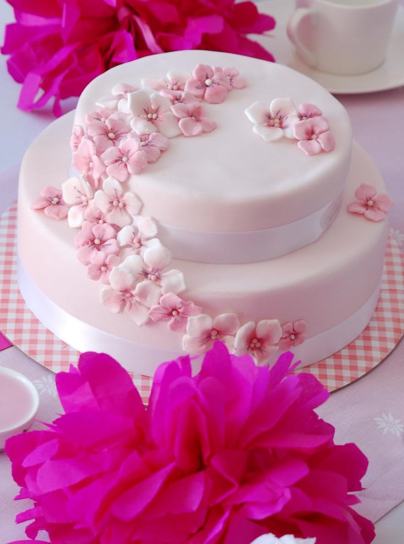 Einfacher Fondant Kuchen Kuchen Ideen Fondant