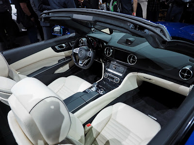 Mercedes-Benz SL-Class 2017 Review, Specification, Price