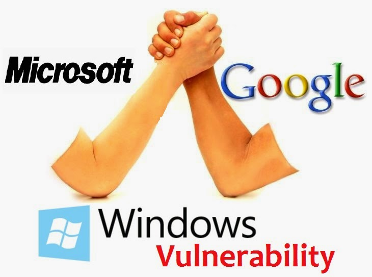 Hacking Windows 8,  Microsoft Patch Tuesday, windows 7 vulnerability, Google vs. Microsoft, Google Discloses Third Zero-day Vulnerability in Windows , discloses another new critical bug on Windows 7 and Windows 8.1, Privileged escalation vulnerability on Windows 8.1, Google siclose vulnerability on Windows 8.1, Windows vulnerability by Google, Google Project team work. hacking Windows system, Windows 8.1 zeroday