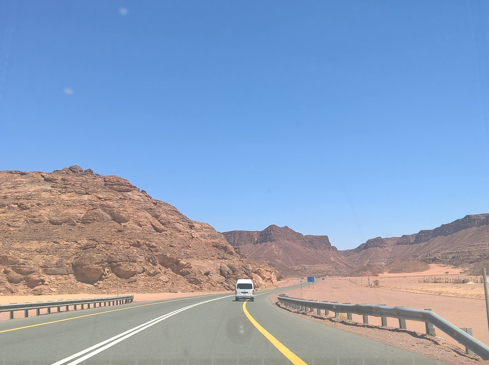 Drive to Mada'in Saleh - Hijaz Railways Museum