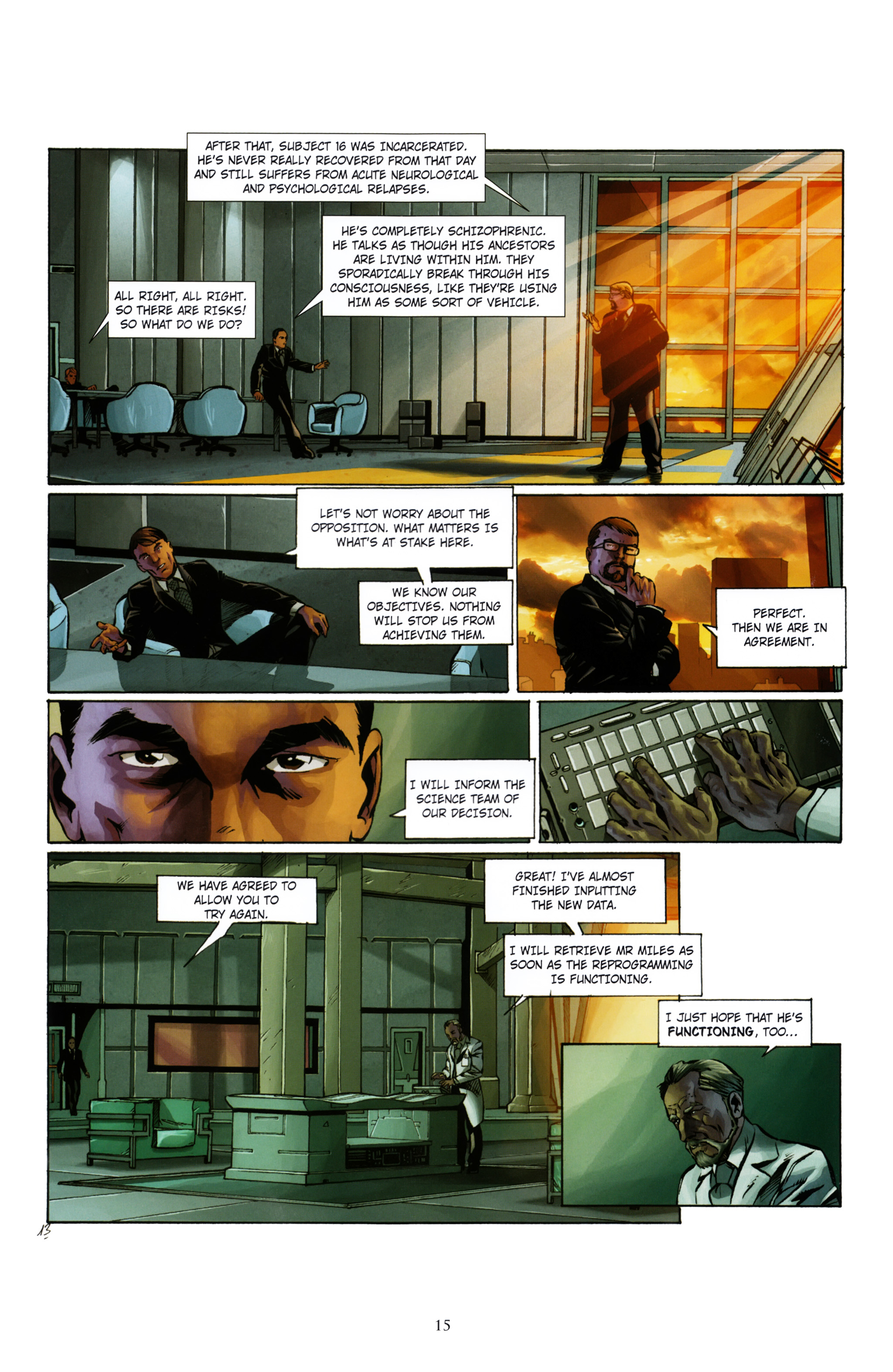 Read online Assassin's Creed (2012) comic -  Issue #1 - 19