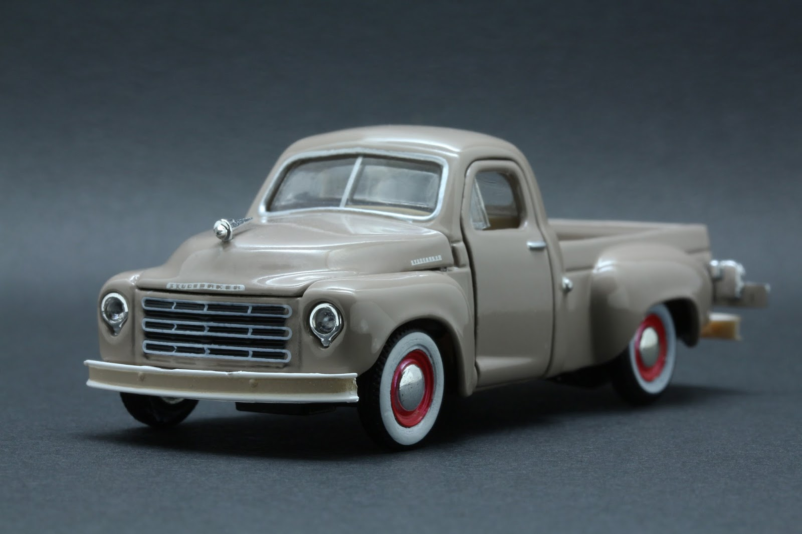 Diecast Hobbist 1949 Studebaker 2r Truck Dodge Panel Van 164 Scale From M2 Machines Auto Trucks Release 32