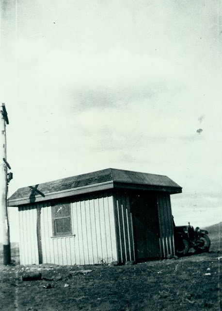 2CA Transmitting Station, Radio Hill, July 1934