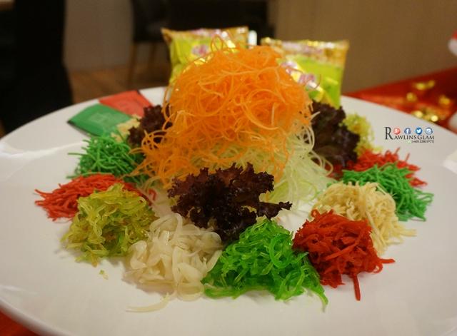 Yee Sang, Chinese New Year 2016, Monkey Year, Capri, Caprilicious, Capri by Fraser Kuala Lumpur, Lunch