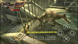 Download God of War: Chains of Olympus CSO 250MB In Android Highly Compressed (PPSSPP)