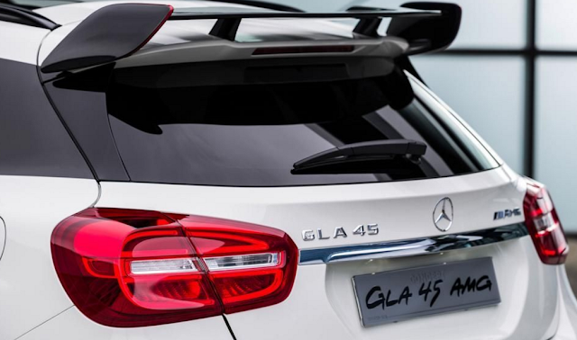 2018 Mercedes-Benz GLA45 AMG Concept