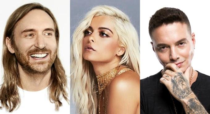 """Traz o churrasco que a farofa está pronta! David Guetta, Bebe Rexha e J Balvin estão juntos na música """"Say My Name"""""""