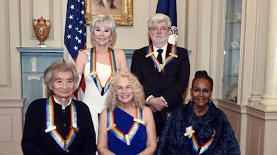 kennedy center honors george lucas