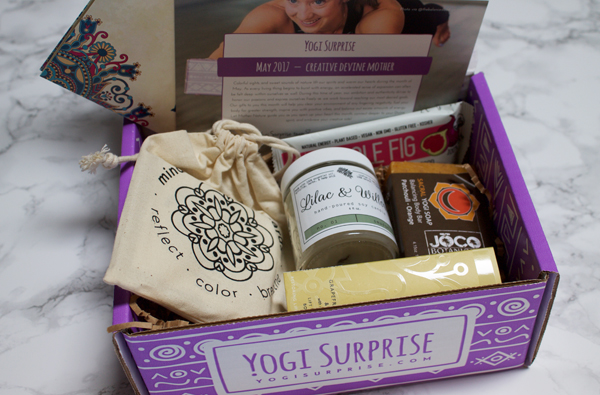 Yogi Surprise Box, Yogi Surprise, Yogi Surprise Box Review, Yogi, Yoga Diaries