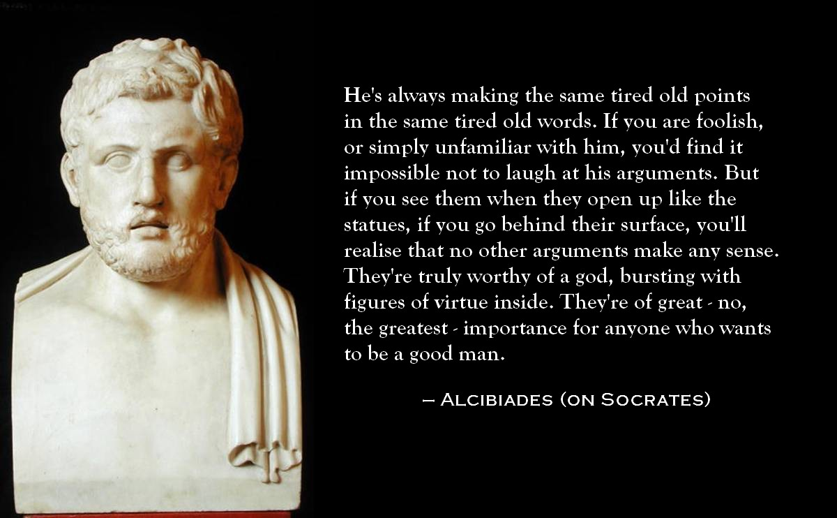 socrates and his arguments Socrates was a greek philosopher and the main source of western thought little is known of his life except what was recorded by his students, including plato.