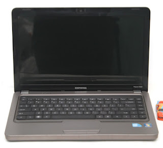 Laptop Second Compaq CQ42