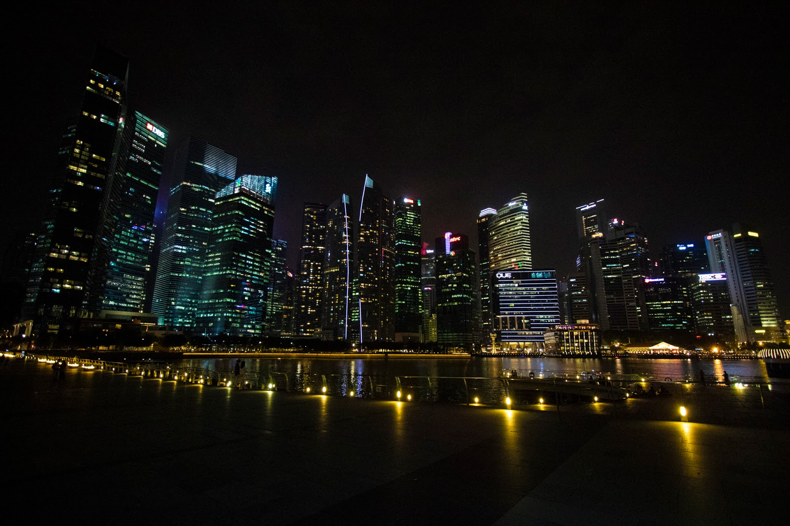 Singapore: diario di viaggio, primo giorno