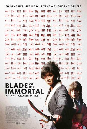 A Espada do Imortal (2018)  BluRay 1080p 5.1 Torrent Dublado e Dual Áudio