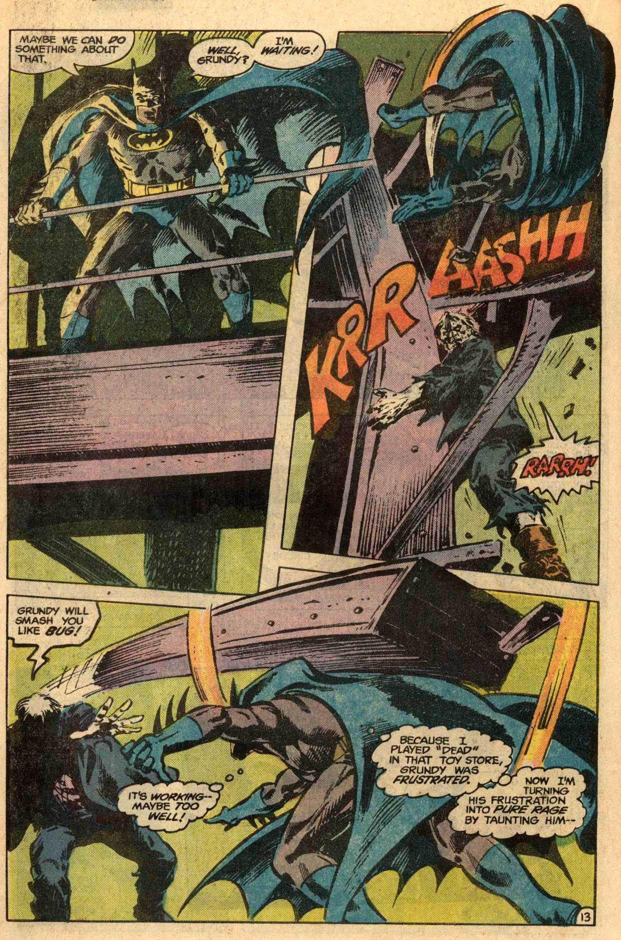 Detective Comics (1937) 523 Page 17