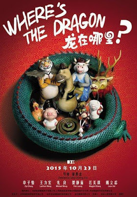 Where's The Dragon 2015 Custom HDRip Latino 5.1