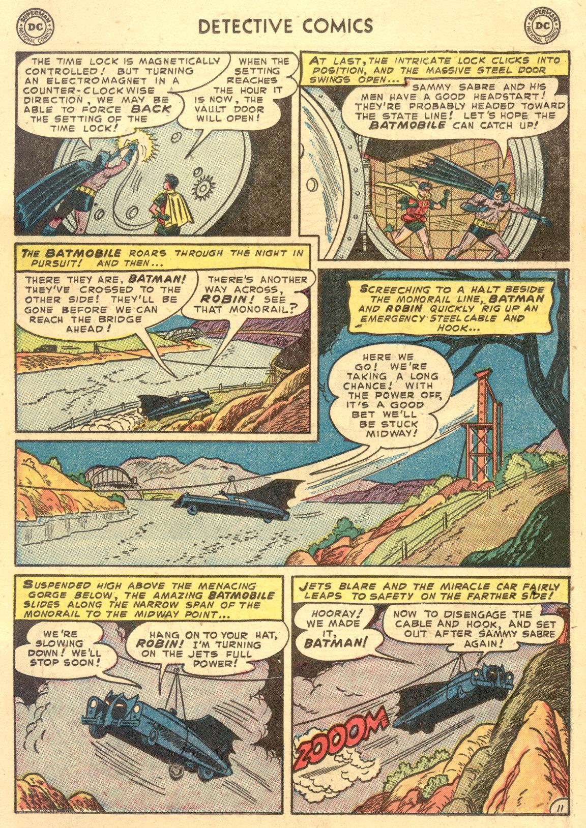Read online Detective Comics (1937) comic -  Issue #194 - 13
