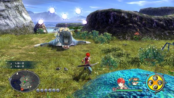YS VIII: Lacrimosa of Dana se anuncia para finales de años en PS4,Vita y PC