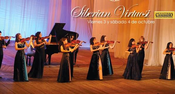 Siberian Virtuosif  Bogotá