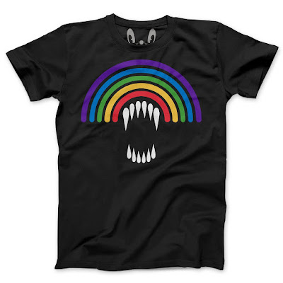 """Brightmares"" Limited Edition T-Shirt by Alex Pardee"