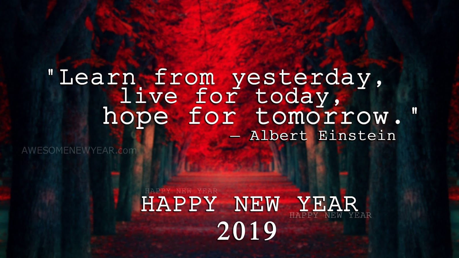 40 Awesome Happy New Year Images with quotes for 2019
