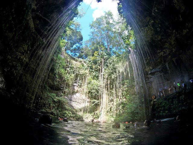 Cenotes Meksyk