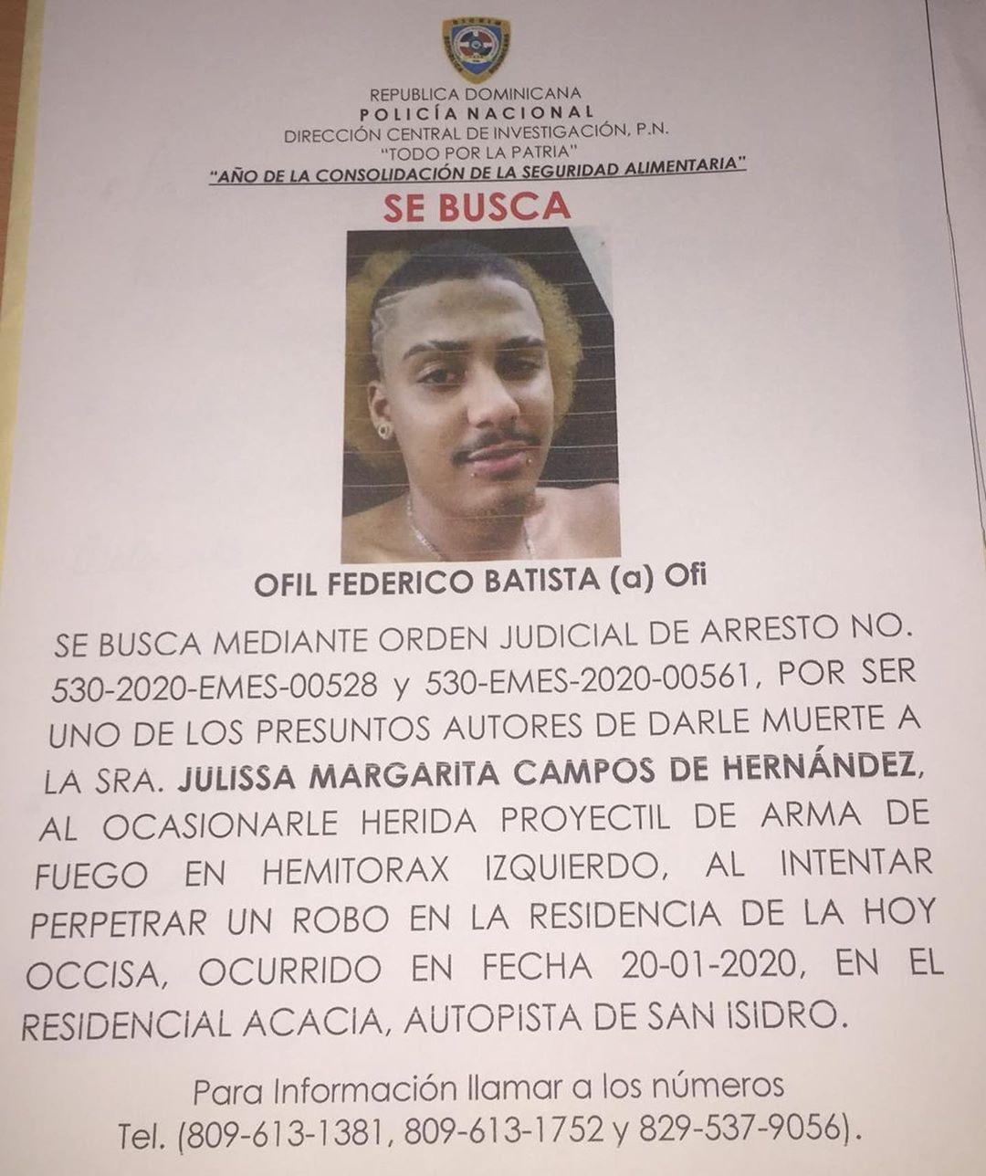 Ofil Federico Batista Ofi