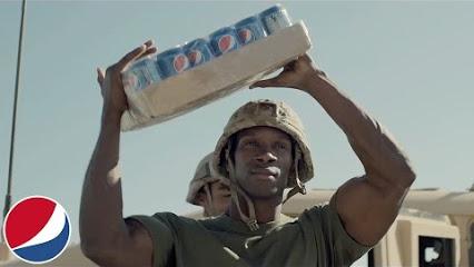Pepsi ya prepara la Super Bowl
