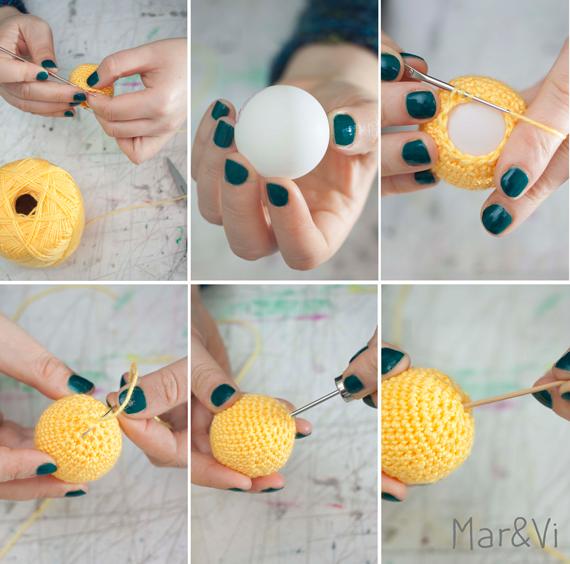 Cómo hacer flores de ganchillo
