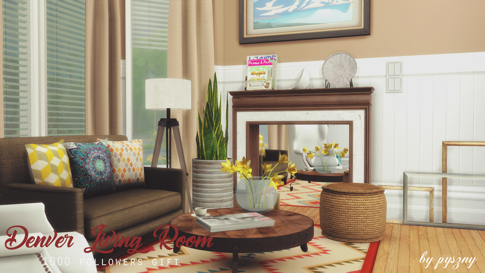 Living Room Denver : Denver Living Room - 1000 Followers on Tumblr Gift