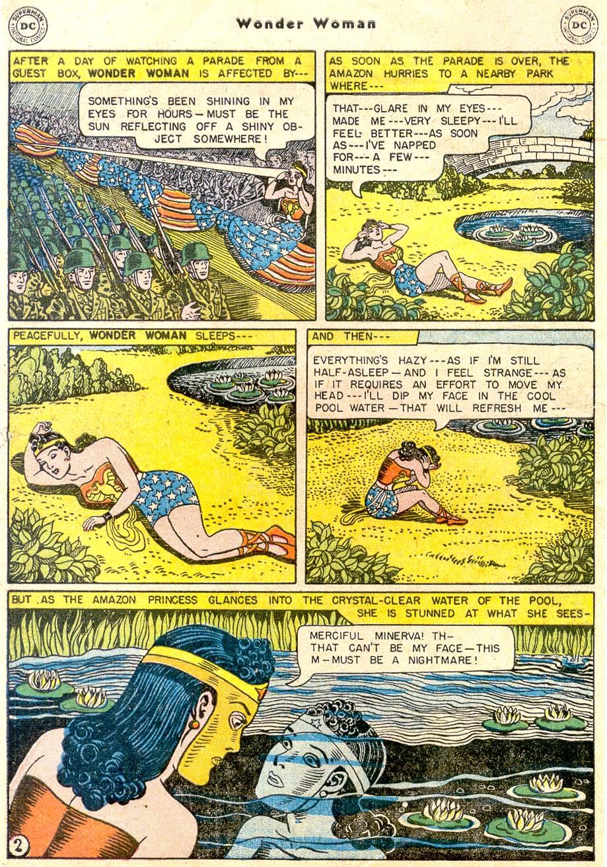 Read online Wonder Woman (1942) comic -  Issue #80 - 4