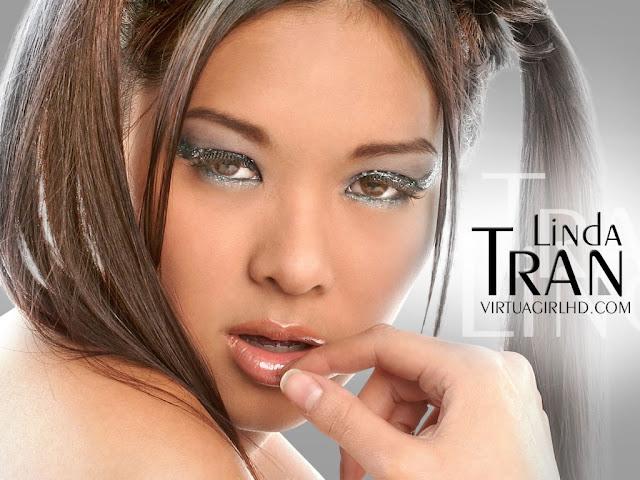 Asian model Linda Tran danger girl wallpapers