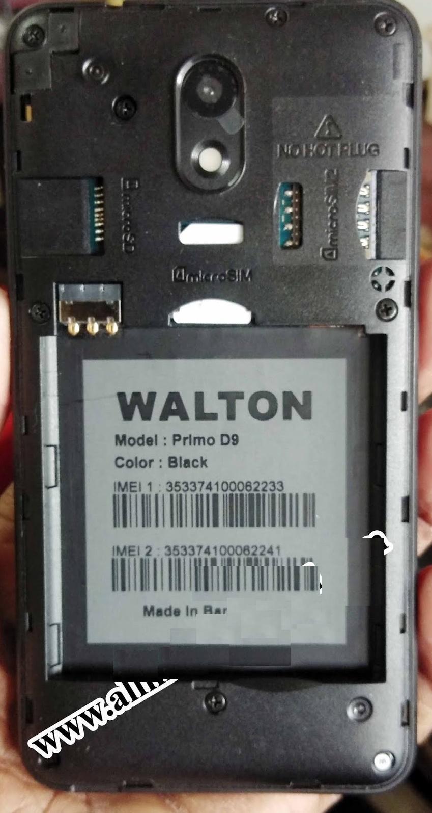 Walton Primo D9 Frp Bypass