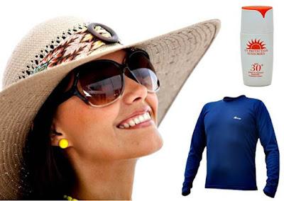 Protección de la piel contra el sol
