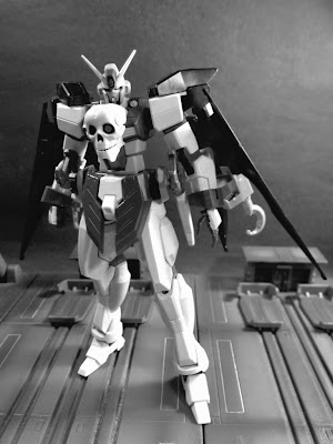 Crossbone Maoh Gundam Build Fighters kitbash