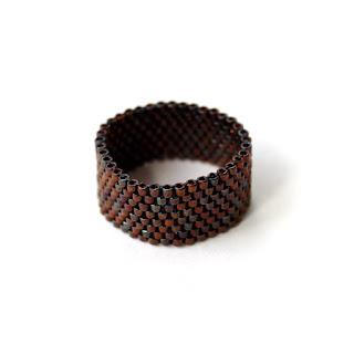 купить Стильное кольцо ручной работы украшение на каждый день купить