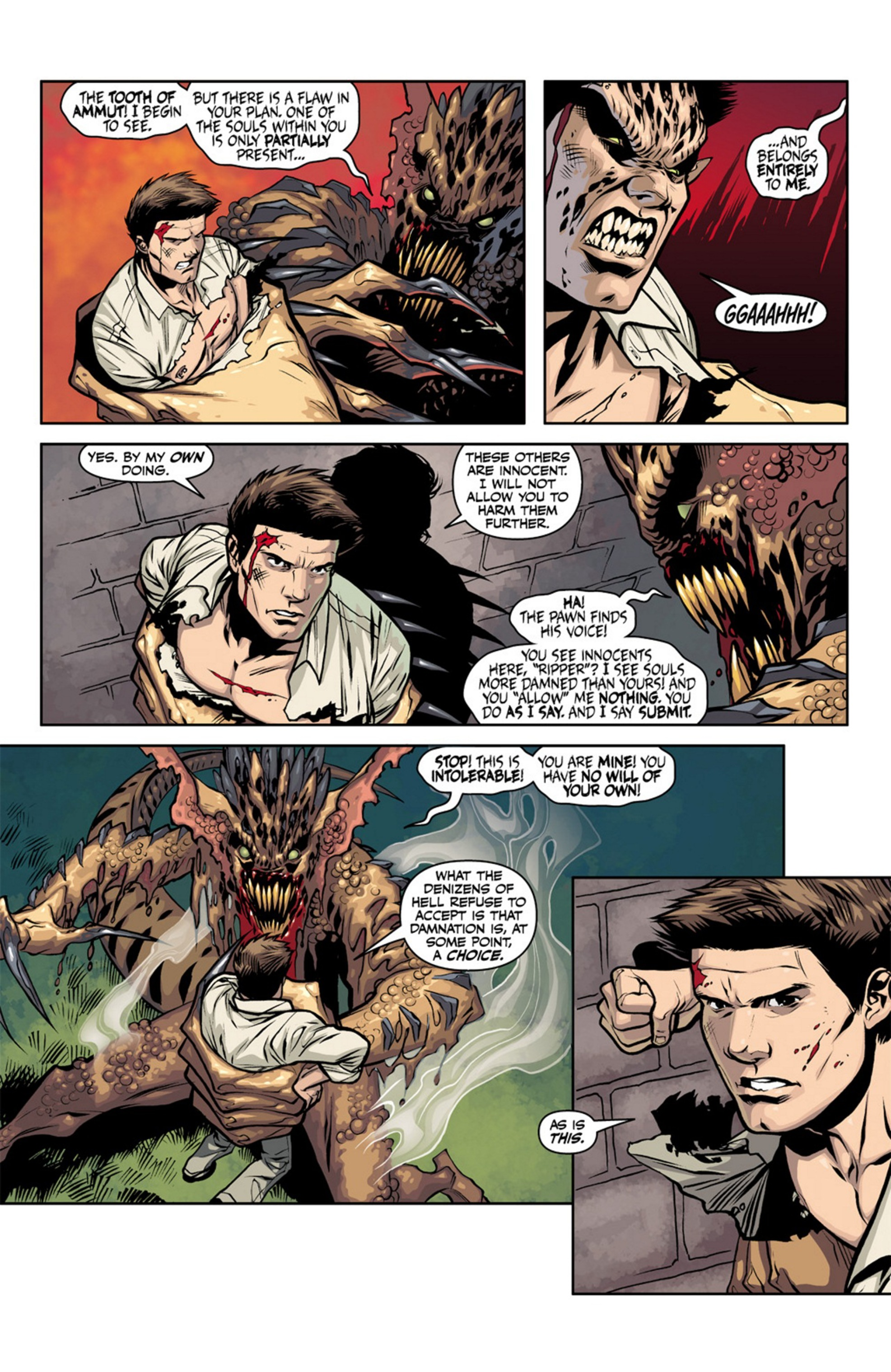 Read online Angel and Faith comic -  Issue #19 - 17