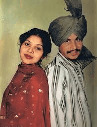 Amar Singh Chamkila Punjabi Singer With His Wife Amarjot Photo Wallpaper Images